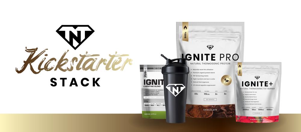 TNT Kickstarter Stack